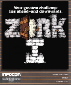 Zork I for the Commodore 64