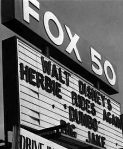 Fox 50 Drive-In Theater