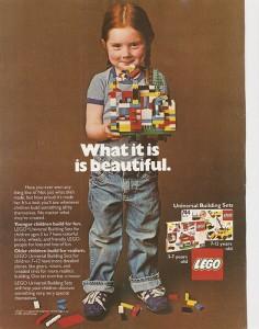 LOGO advertisement