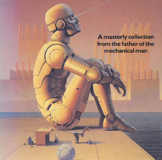 Asimov's robots are the ultimate in customer service. Humans should learn a thing or two from them.