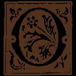 Woodcut O