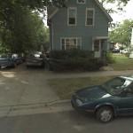 House in an Run-Down Neighborhood