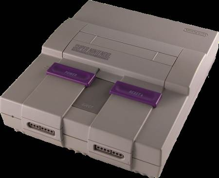 I liked that this was a switch more than a button. I spent way too many hours playing games on this old console.